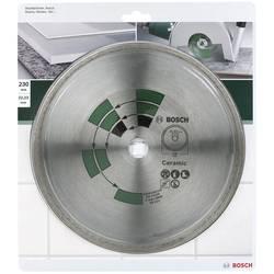Diamantový rezací kotúč na dlaždice D = 125 mm Bosch Accessories 2609256417, Ø 125 mm, vnútorný Ø 22 mm, 1 ks