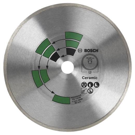 Diamanttrennscheibe Fliesen Bosch Accessories 2609256416 Durchmesser 115 mm Innen-Ø 22 mm 1