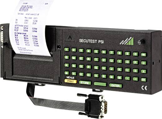 Drucker Gossen Metrawatt SECUTEST PSI Druckermodul SECUTEST PPI, Passend für (Details) VDE-Tester Secutest SII, 10 06 61