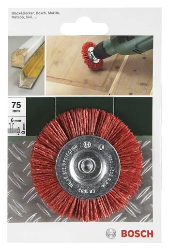 Bosch Accessories 2609256537 Scheibenbürste Ø 100 mm Nylondraht Schaft-Ø 6 mm 1