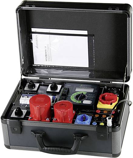 Gossen Metrawatt M 700 K Gerätetester-Set, Installationstester-Set VDE 0104 · IEC 61010-1 · VDE 0404 · DIN 43751 · VDI/V