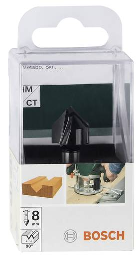 V-Nutfräser Bosch Accessories 2609256629