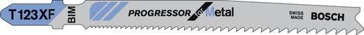 Stichsägeblatt HSS, T 123 XF Bosch Accessories 2609256735 2 St.