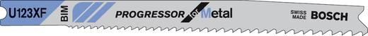 Stichsägeblatt HSS, U 123 XF Bosch Accessories 2609256770 2 St.