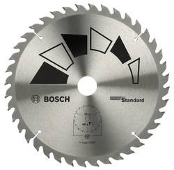 Lame de scie circulaire STANDARD Bosch Accessories 2609256822 Diamètre: 205 mm Nombre de dents (par pouce): 40