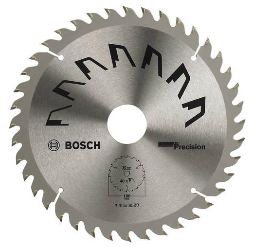 Hartmetall Kreissägeblatt 180 Zähneanzahl: 40 Bosch Accessories Precision 2609256861 1 St.