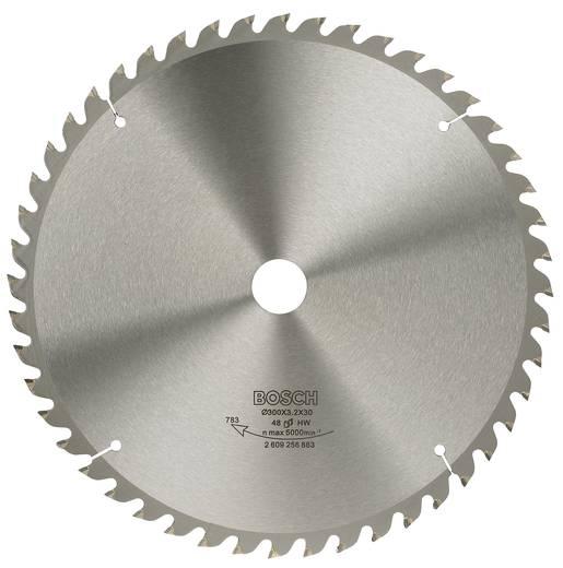 Kreissägeblatt PRECISION Bosch Accessories 2609256883 Durchmesser: 300 mm Zähneanzahl: 48 Sägeblatt