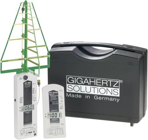 Gigahertz Solutions MK30 Hochfrequenz (HF)-Elektrosmogmessgerät Kalibriert nach Werksstandard (ohne Zertifikat)