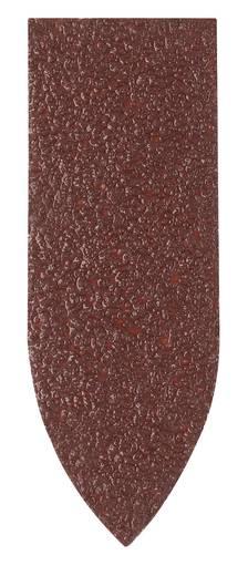Deltaschleifpapier mit Klett, ungelocht Körnung 120 Eckmaß 32 mm Bosch Accessories 2609256A39 5 St.