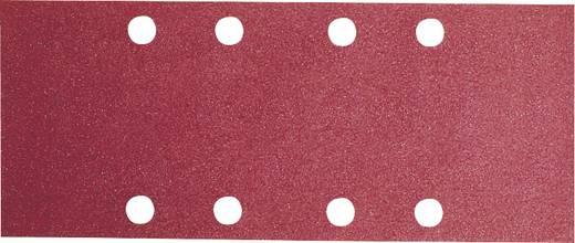 Schwingschleifpapier mit Klett, gelocht Körnung 40 (L x B) 185 mm x 93 mm Bosch Accessories 2609256A80 10 St.