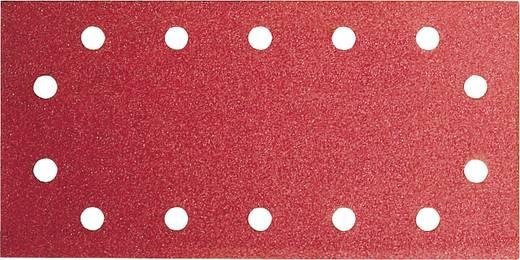 Schwingschleifpapier mit Klett, gelocht Körnung 240 (L x B) 230 mm x 115 mm Bosch Accessories 2609256B24 10 St.