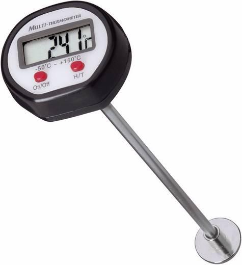 Oberflächenthermometer (HACCP) VOLTCRAFT DOT-150 -50 bis +150 °C Fühler-Typ K Kalibriert nach: Werksstandard