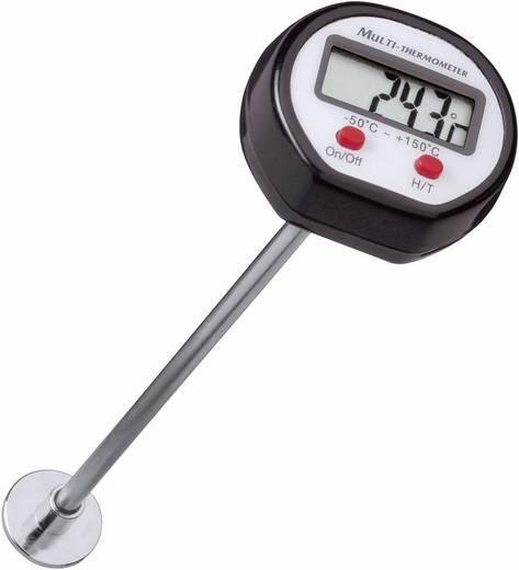VOLTCRAFT DOT-150 Oberflächenthermometer (HACCP) -50 bis +150 °C Fühler-Typ K Kalibriert nach: Werksstandard (ohne Zert