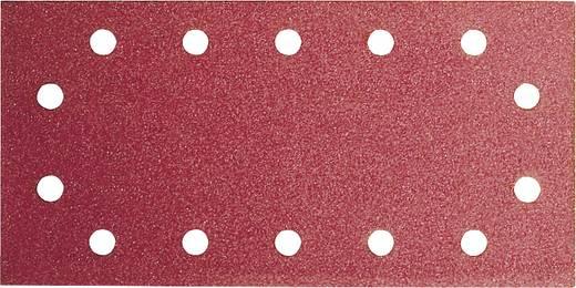 Schwingschleifpapier gelocht Körnung 80 (L x B) 280 mm x 115 mm Bosch Accessories 2609256B28 10 St.