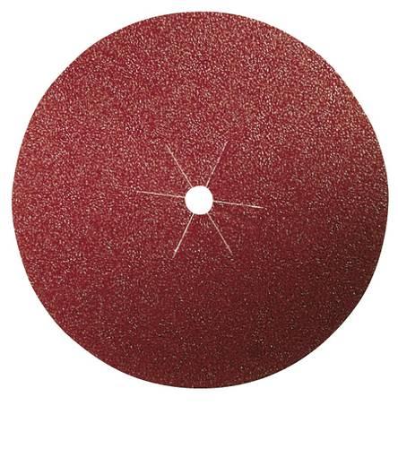 Schleifpapier für Schleifteller ungelocht Körnung 120 (Ø) 125 mm Bosch Accessories 2609256B51 5 St.