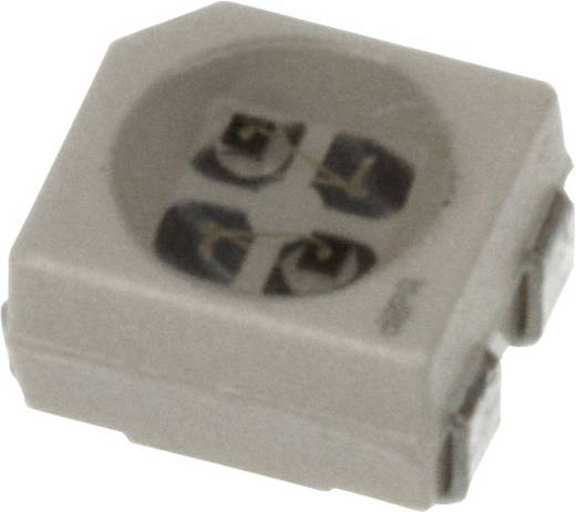 SMD-LED PLCC4 Rot, Gelb 315 mcd, 495 mcd 120 ° 30 mA 2.1 V OSRAM LSY T67B-S1T2+T1U2-1-Z