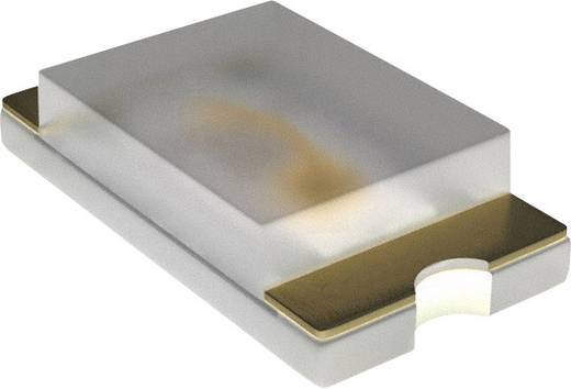SMD-LED 1608 Kalt-Weiß 175.5 mcd 150 °, 130 ° 5 mA 2.85 V OSRAM LW Q38E-Q1S2-3K6L-1