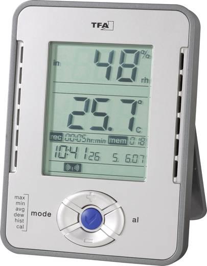 TFA HygroLogger Luftfeuchtemessgerät (Hygrometer) 0 % rF 99 % rF Kalibriert nach: DAkkS