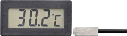 Digitales Einbaumessgerät VOLTCRAFT TM-70 LCD-Temperaturmodul TM-70 Einbaumaße 48 x 24 mm