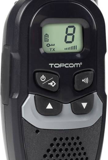 PMR-Handfunkgerät Topcom Walkie-Talkie RC-6410 RC-6410 2er Set