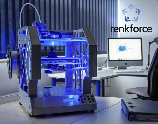 Renkforce RF1000 3D Drucker