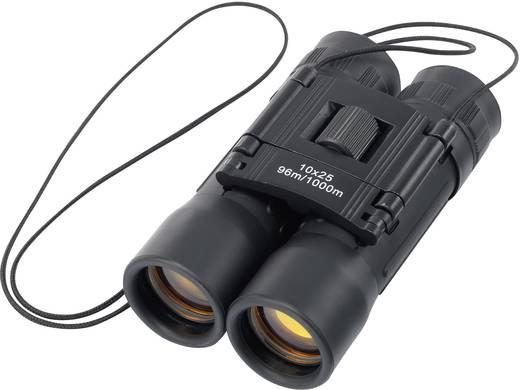 Fernglas Renkforce 10x25 Binocular 10 x 25 mm Schwarz