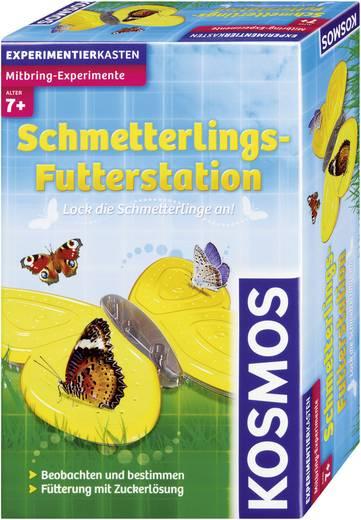 Experimentierkasten Kosmos Mitbring-Experimente Schmetterlings-Futterstation 657147 ab 7 Jahre