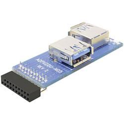 USB adaptér USB 3.0 Delock 41846 0 m, modrá