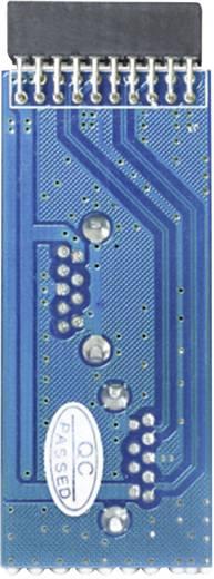USB 3.0 Adapter [1x USB 3.0 Buchse intern 19pol. - 2x USB 3.0 Buchse A] Blau Delock
