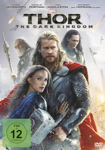 DVD Thor 2 - The Dark Kingdom FSK: 12