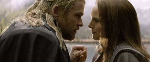 blu-ray 3D Thor 2 - The Dark Kingdom FSK: 12