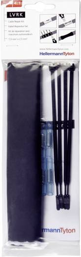 Warmschrumpf-Verbindungsgarnitur mit Schraubverbindern Kabel-Ø-Bereich: 6 - 24 mm HellermannTyton 380-04004 LVRK-24/6-20