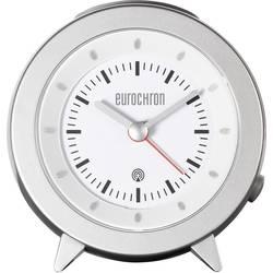 Analogový DCF budík EFW 855, RC155, stříbrná