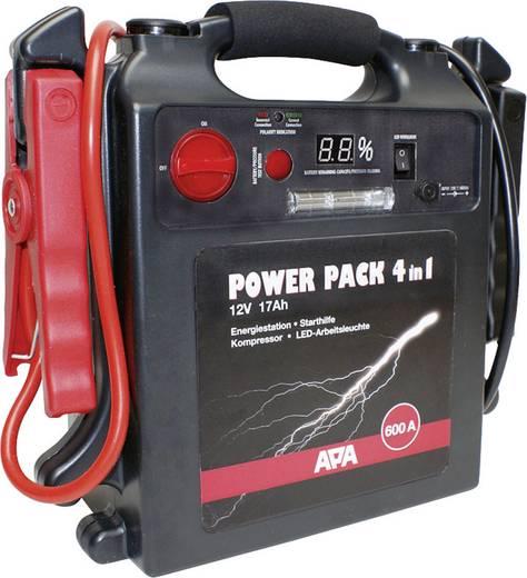 apa schnellstartsystem power pack 4in1 mit kompressor. Black Bedroom Furniture Sets. Home Design Ideas