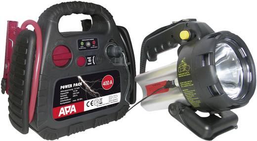 APA Schnellstartsystem Powerpack 16540 Starthilfestrom (12 V)=250 A