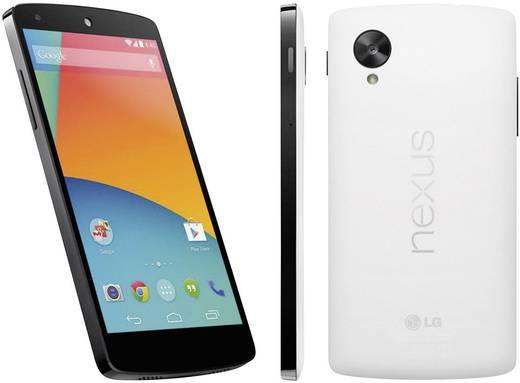 "Google Nexus 5 (12.57 cm (4.95 "") Display 8 Mio. Pixel Kamera Weiß)"