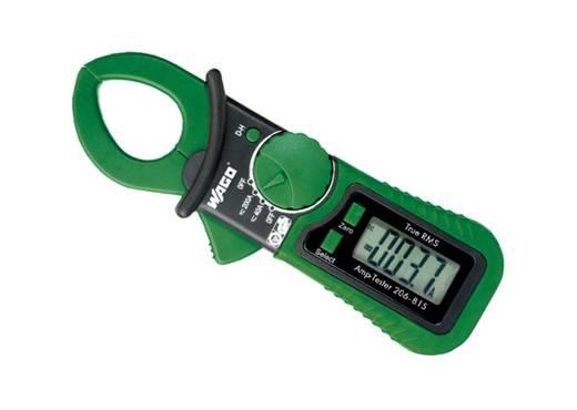 WAGO 206-815 Stromzange, Hand-Multimeter digital Kalibriert nach: Werksstandard (ohne Zertifikat) CAT III 300 V Anzeige