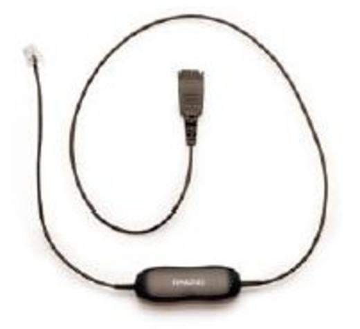 Telefon-Headset-Kabel 8800-00-01 0.50 m Schwarz