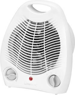 Teplovzdušný ventilátor Clatronic HL 3378, 16 m², 1000 W, 2000 W, bílá