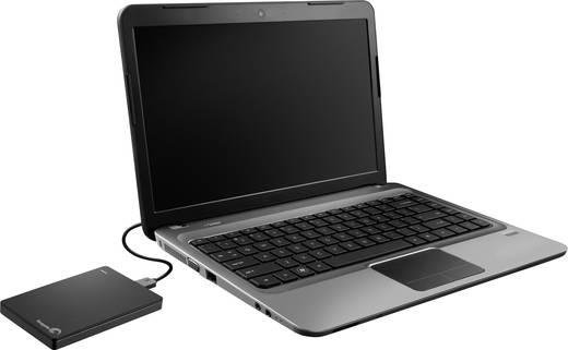 Externe Festplatte 6.35 cm (2.5 Zoll) 2 TB Seagate Backup Plus Schwarz USB 3.0