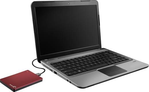 Externe Festplatte 6.35 cm (2.5 Zoll) 2 TB Seagate Backup Plus Rot USB 3.0