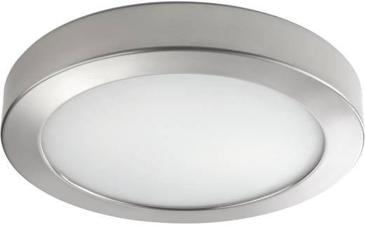 Deckenleuchte Energiesparlampe E14 24 W Philips Lighting myLiving Octagon 308221716 Nickel