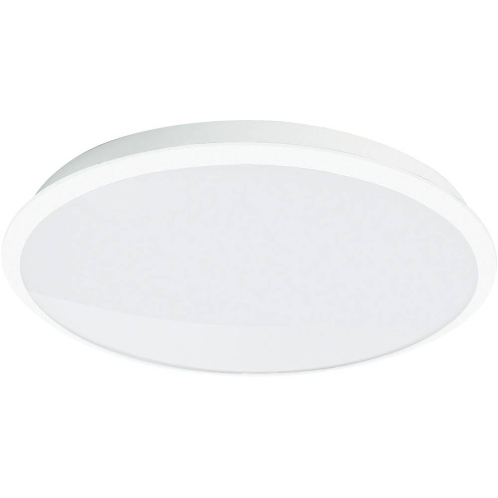 plafonnier led philips lighting denim 8 w blanc sur le site internet conrad 1008184. Black Bedroom Furniture Sets. Home Design Ideas