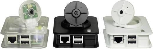 Raspberry Pi® Gehäuse mit Kamera-Modul Schwarz TEK-CAM3.9 Raspberry Pi®