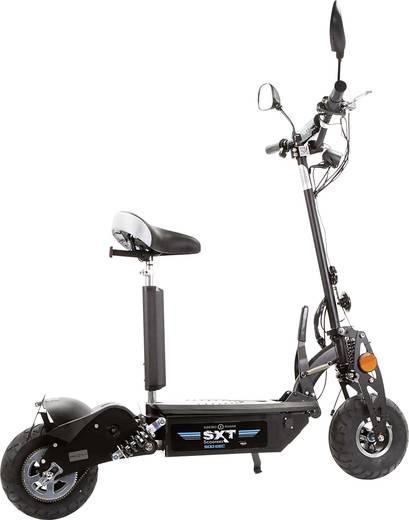 e scooter sxt scooters esc500eec 2 schwarz lifepo 4 36 v. Black Bedroom Furniture Sets. Home Design Ideas