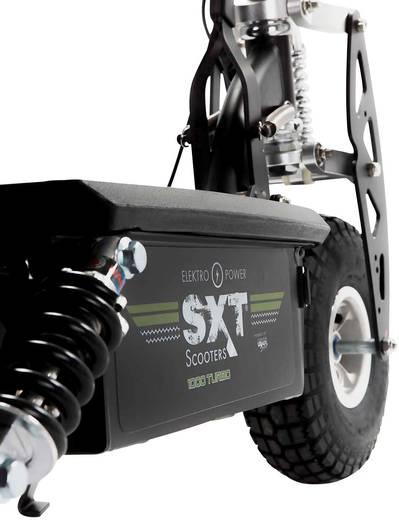 SXT Scooters ESC1000.2 Turbo E-Scooter Schwarz LiFePO 4 36 V 20 Ah Straßenzulassung: Nein