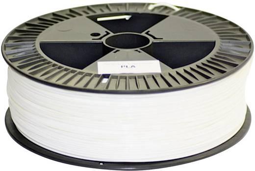 Filament German RepRap 100274 PLA 3 mm Weiß 2.1 kg