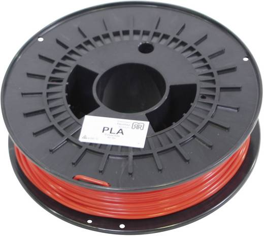 Filament German RepRap 100018 PLA 3 mm Rot 750 g