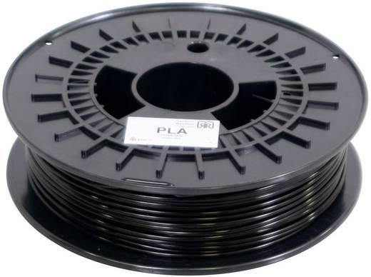 Filament German RepRap 100009 PLA 3 mm Schwarz 750 g