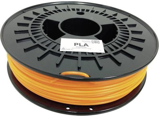 Filament German RepRap 100247 PLA 3 mm Leucht-Orange 750 g